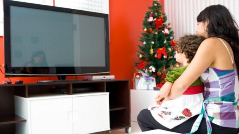 телевизия филм Коледа празник семейство почивка деца