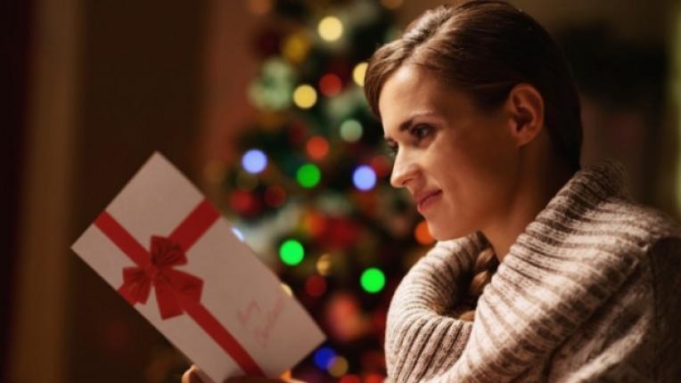 Коледа писмо дядо Коледа празник