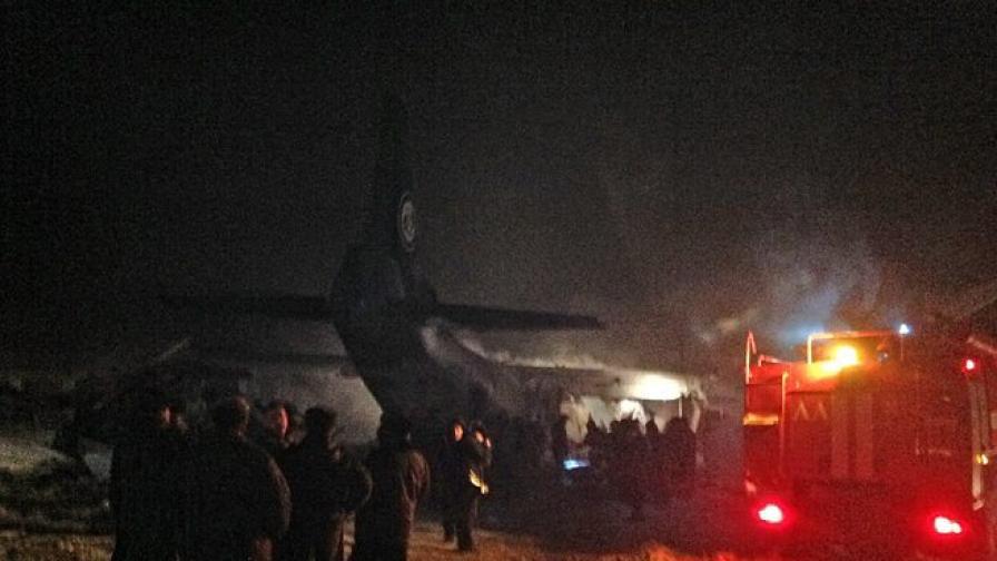 Откриха всички загинали в авиокатастрофата край Иркутск, не ги вадят заради следствието