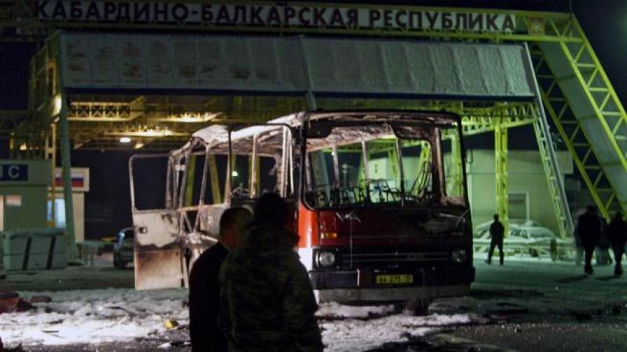 Взривиха тролейбус във Волгоград, 10 убити