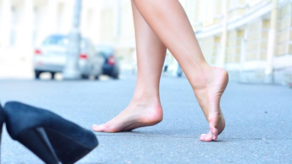 Добрият секс променя походката на дамите