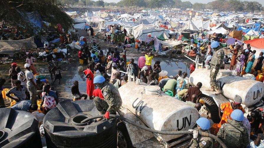 Двете страни в конфликта в Южен Судан започнаха преговори за примирие