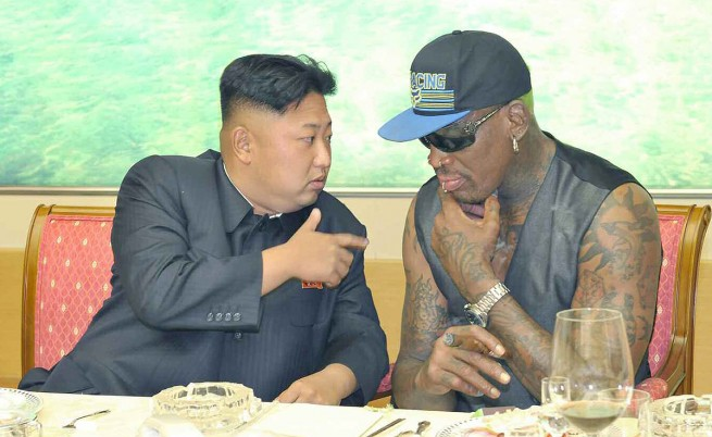 Денис Родман: Северна Корея не е чак толкова лоша страна