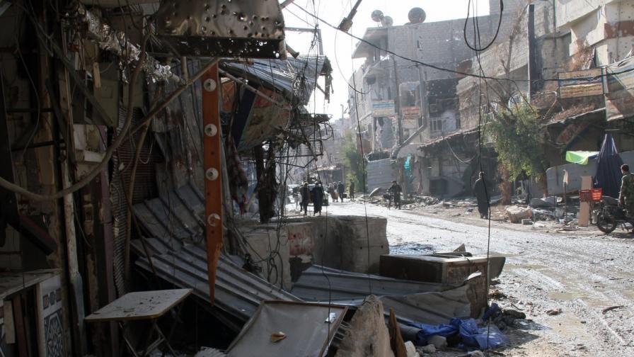 """Втора сирийска революция - срещу близки до """"Ал Кайда"""""""