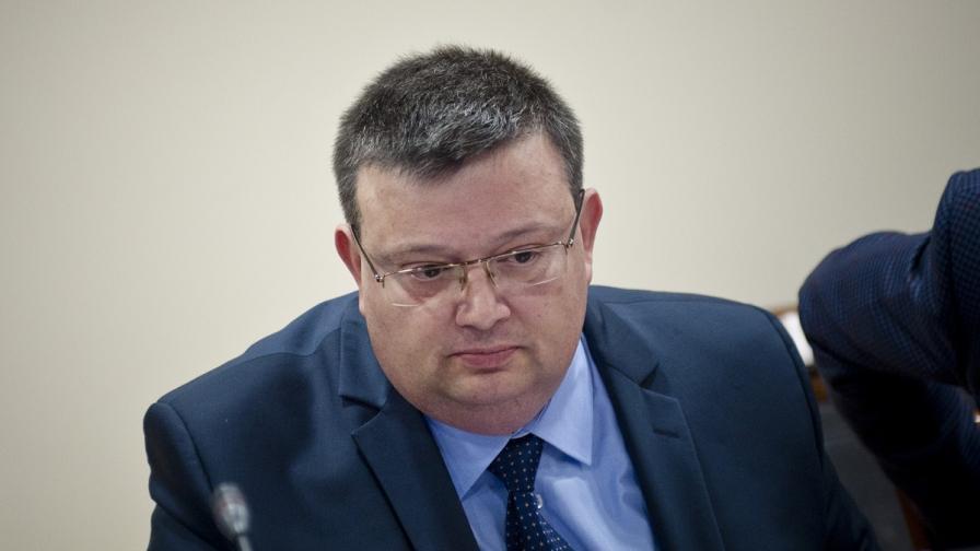 Цацаров освободи всички директори на отдели в НСлС