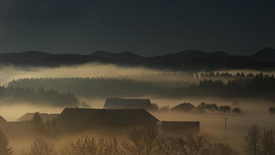 Мъглите са опасни за хората с дихателни проблеми