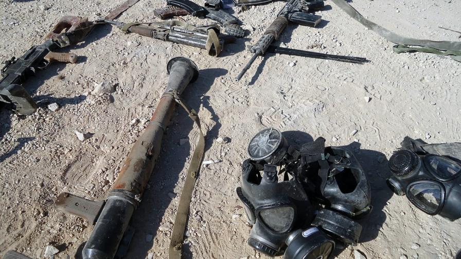 Ислямисти в Сирия вербуват чужденци за атентати на Запад