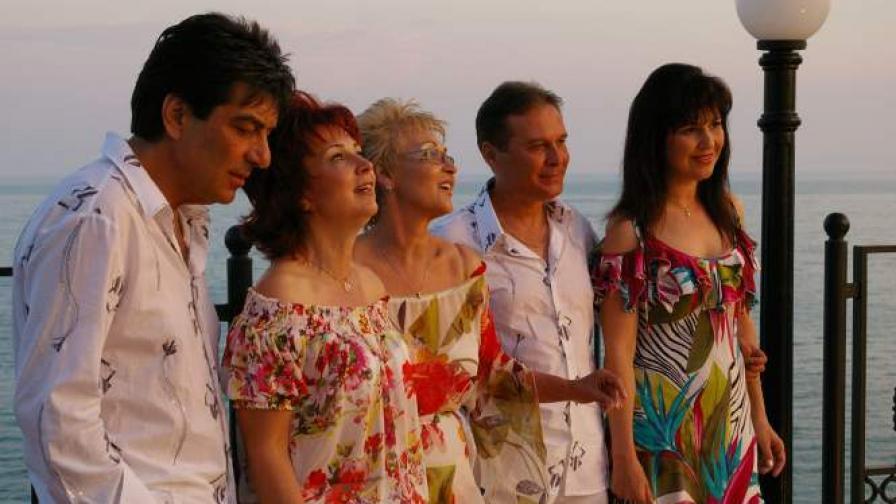 "Георги Найденов-Гого заедно с ""Тоника"" през 2009 г."